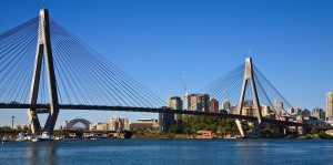 Anzac_Bridge_and_Sydney_harbour_Bridge_from_Glebe_Point