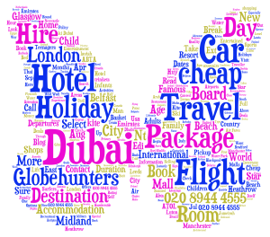 Dubai Wordle